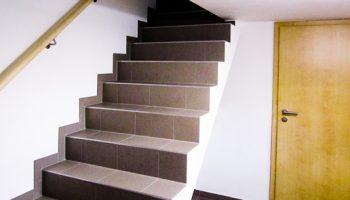 Treppenbau und Fliesenarbeiten